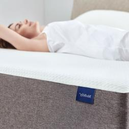 8 Inch Full Size Memory Foam Mattress More Breathable Bed Co