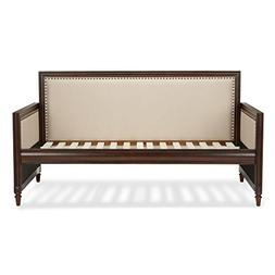 Fashion Bed Group Grandover Wood Daybed with Cream Upholster