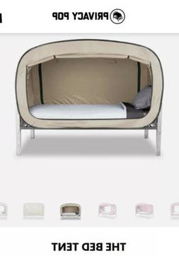 Privacy Pop Bed Tent Full/Double