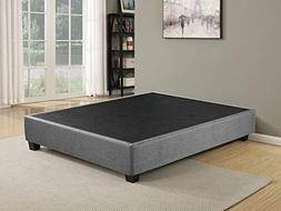 Continental Sleep Boxsping Foundation Platform Bed  For King