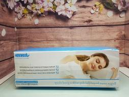 Cooling Pillow for Side Sleeper-Relieve Neck Pain with Washa