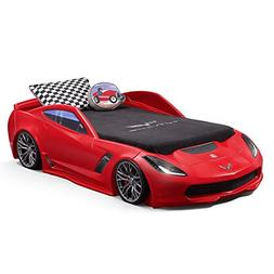 Step2 Corvette Z06 Toddler to Twin Bed