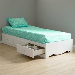 Crystal Twin Mates Bed