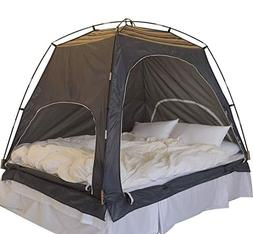 Bed Canopies Drapes Daverse Floor-less Indoor Privacy Tent B