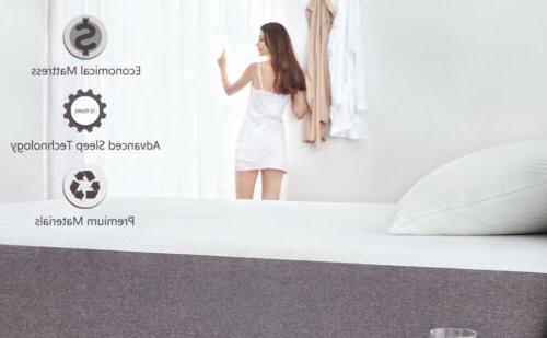 Molblly 8 Full Size More Breathable Sleep Bedroom
