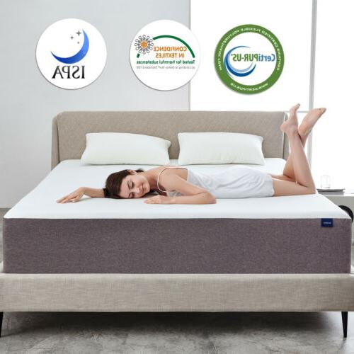 8 Inch Size Memory Breathable Bed