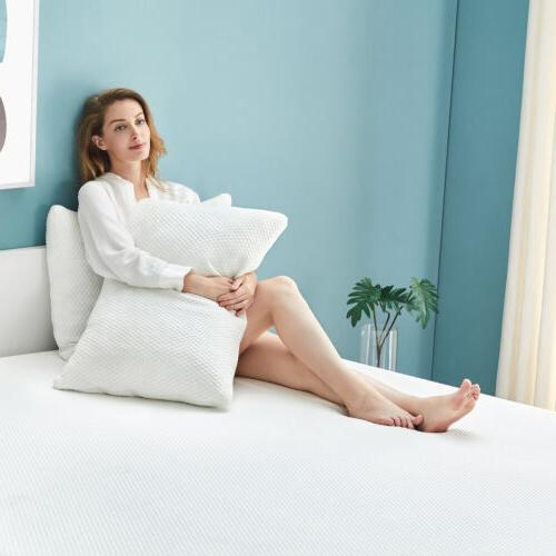 Molblly Queen Size Memory More Comfortable Bed