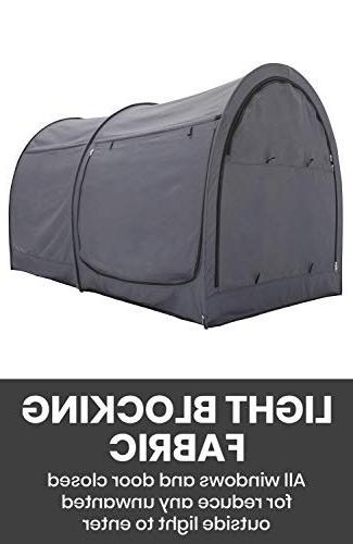 Alvantor Tents Tents Privacy Space Full Indoor Pop Up Portable Frame Grey Cottage