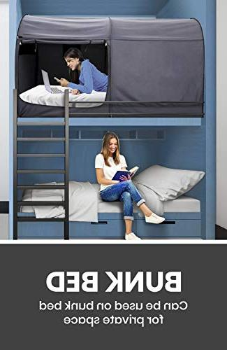 Alvantor Tents Space Sleeping Indoor Up Frame Breathable Cottage