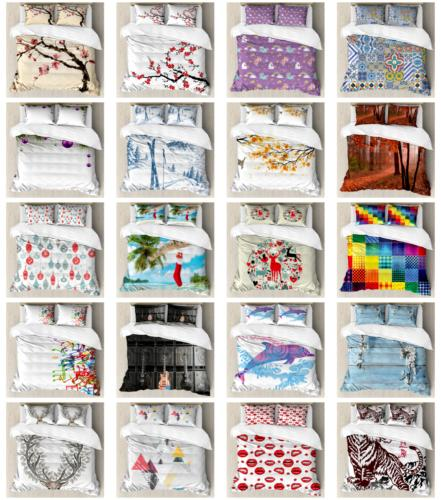 Decorative Bedroom Set with Pillow Duvet by