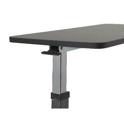 Over Table Wheels Overbed Rolling Tray