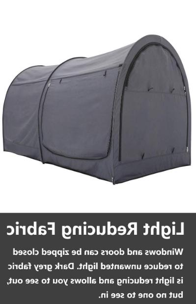 Queen Size Bed Tent Adult Privacy Canopy Sleeping