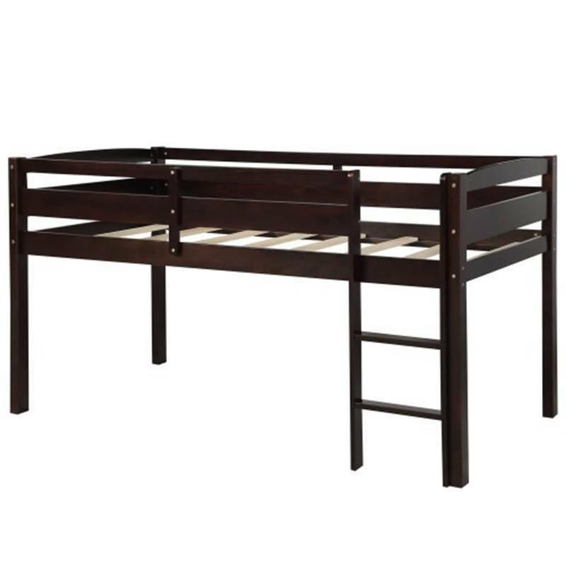 Twin Bed Low for Bedroom Furniture