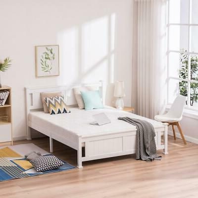 Twin/Full/Queen Size Bed Frame Support Platform