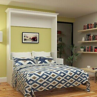 URBAN Queen Wall Bed/ Bed - w/Desk