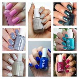 Essie Nail Polish Lacquer, Choose Your Color, B2,G1 MUST ADD
