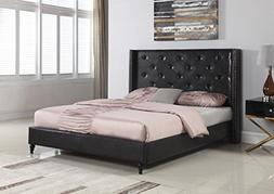 Home Life 007 Leather King, Black