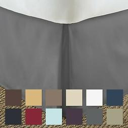 Premium Luxury - Bed Skirt - Dust Ruffle - The Hotel Collect
