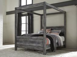 Ashley Furniture Queen Canopy Posts/Beams