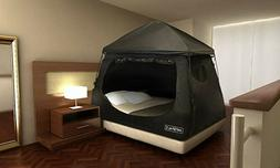Self Quarantine Pop Up Bed Tent Privacy Shelter - Twin Size
