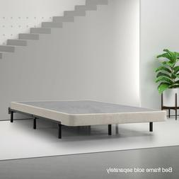BOX SPRING BED Mattress Foundation 5'' Low Profile King Size