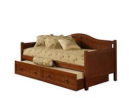 Staci Daybed w/ Trundle Drawer- Cherry