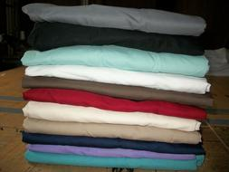Tailored Bed Skirt all Sizes 12 Colors 14 16 18 21 Split Cor